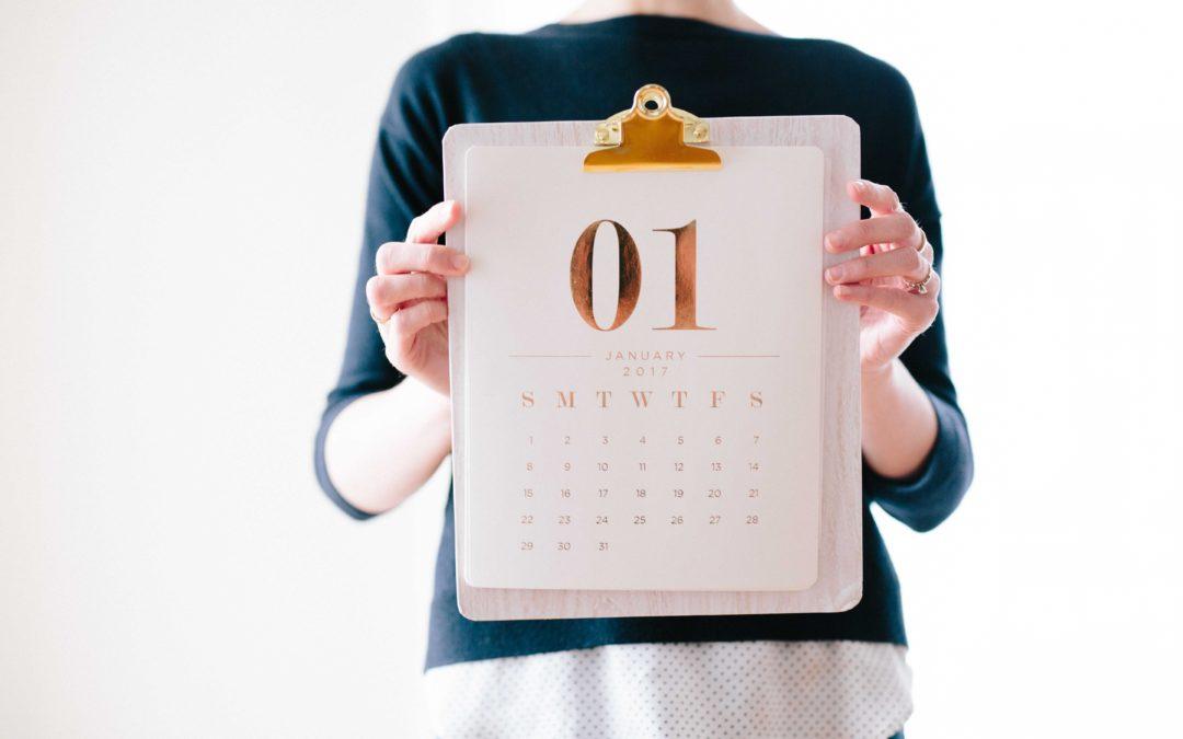 Débuter l'année en santé, comment je fais ?
