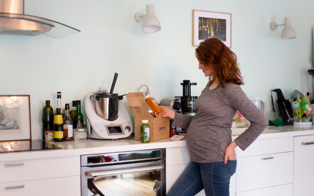 Une grossesse en fer !